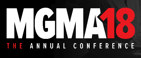 MGMA 2018 Banner