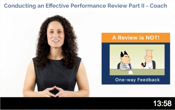Conducting an Effective Review Part 2 Video Thumbnail