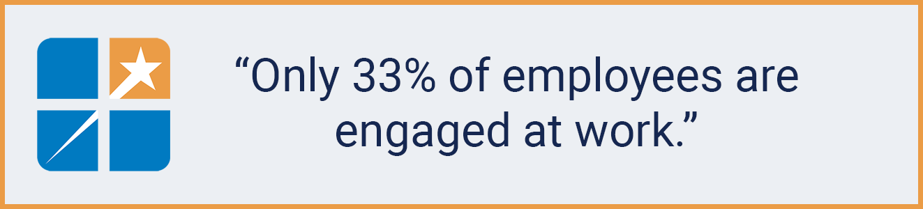 Engagement statistic graphic