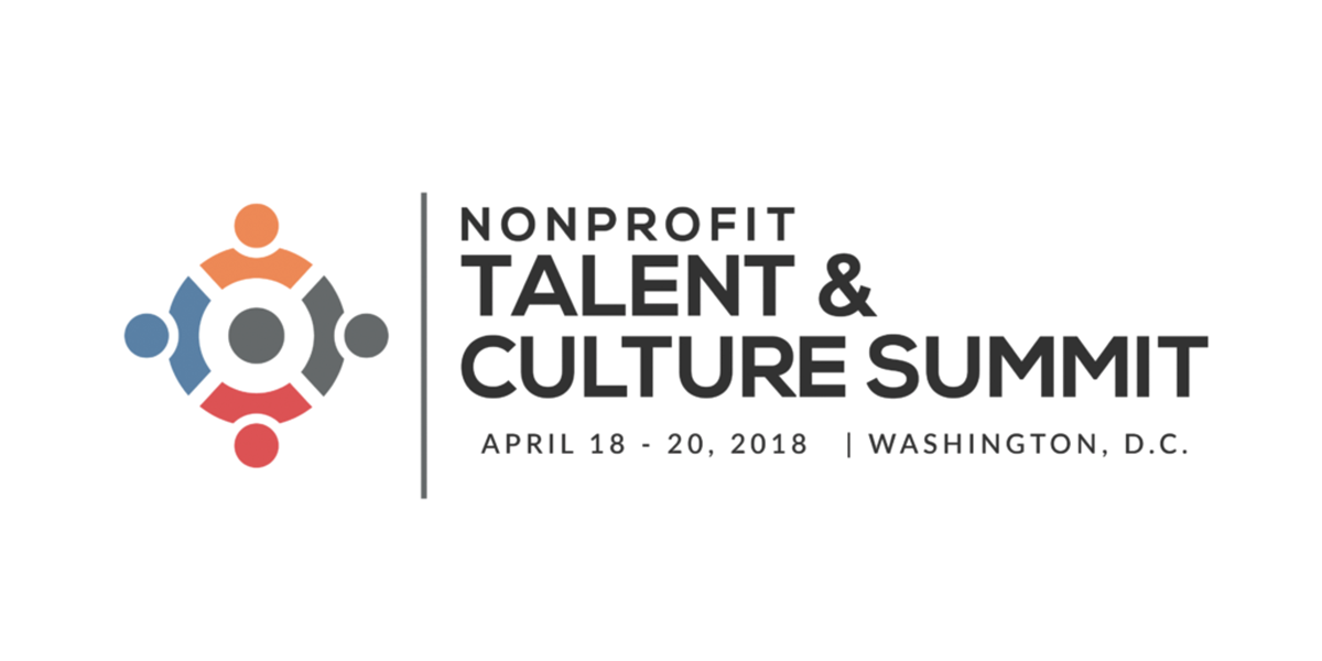 nonprofit talent and culture summit logo