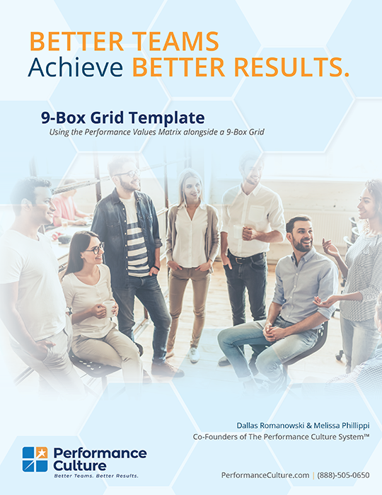 9-box grid cover page