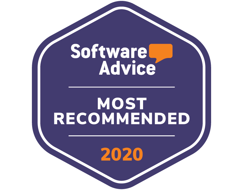 Software Advice Most Recommended 2020