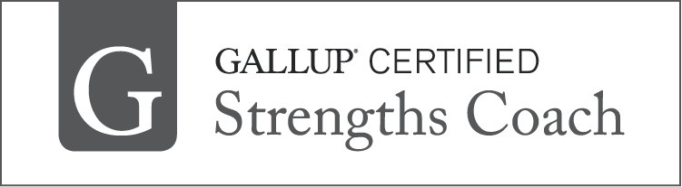 Gallup Certified Strengths Coach Badge